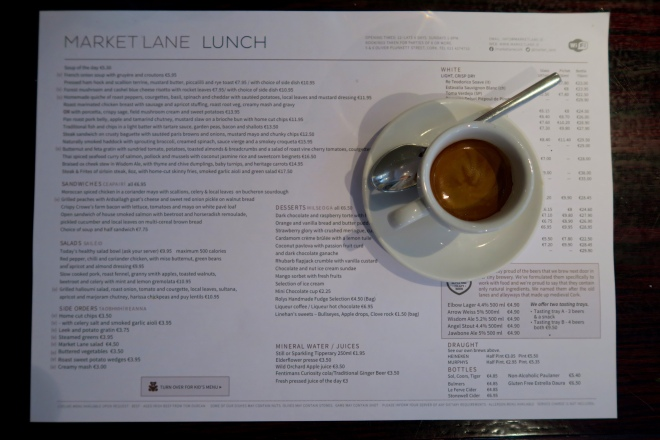 Market Lane Restaurant, Cork, Ireland