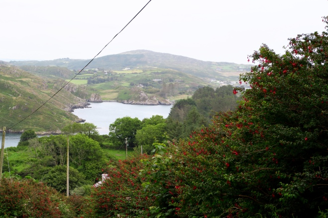Cycling in Baltimore, Ireland