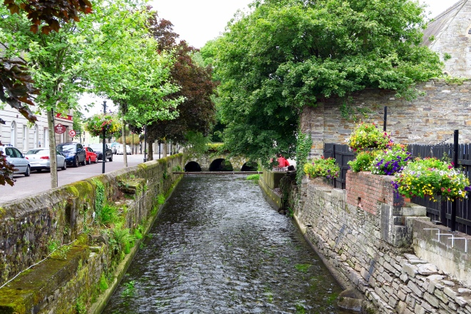 Local Town, Ireland