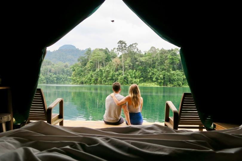 Travel Blog - Honeymoon - Elephant Hills Khao Sok National Park