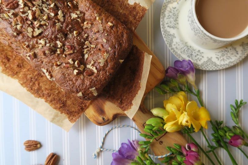 Wanderlust Us Travel Blog - Healthy Banana Bread Recipe